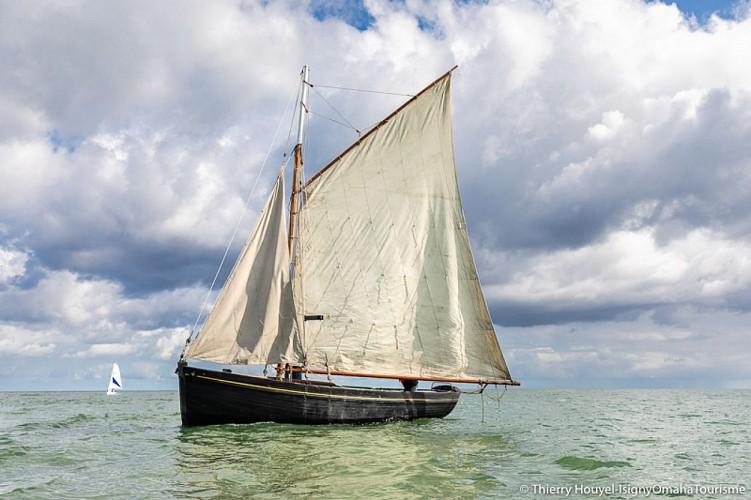 Découverte de la navigation à bord du bateau l'Union