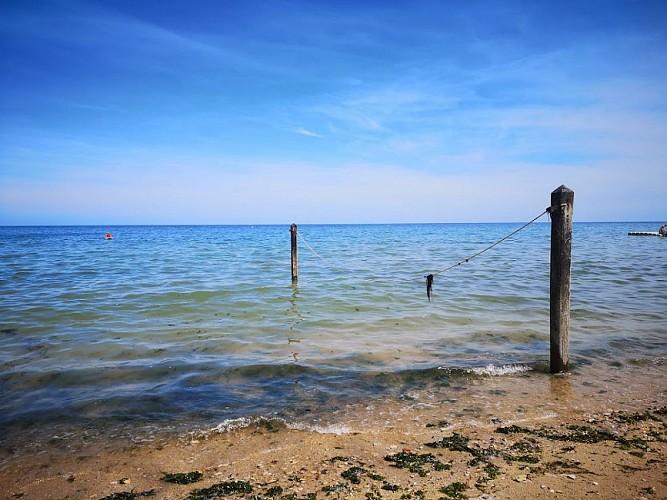 Saint-Aubin à l'époque de la mode des bains de mer : villas, plaisirs et détente
