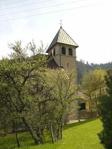 St Théodule's church