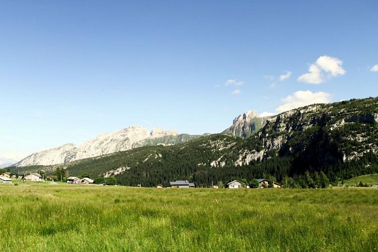 Plateau de Solaison