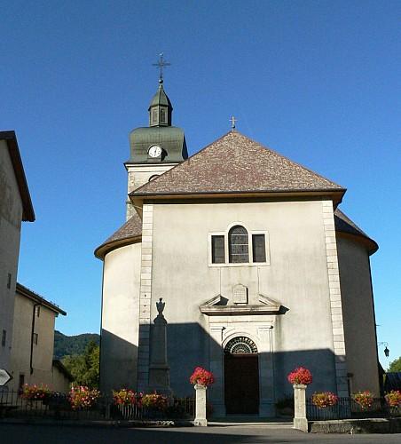 Saint Jean Baptiste church
