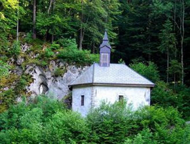 Notre Dame des Grâces Chapel