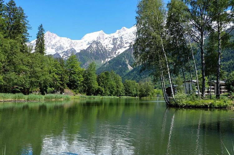 Lac des Chavants
