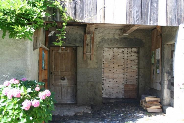 La storia di una famiglia dell'alta valle del Giffre