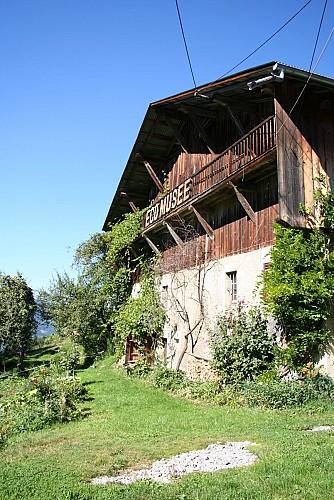 Clos Parchet Ecomuseumboerderij