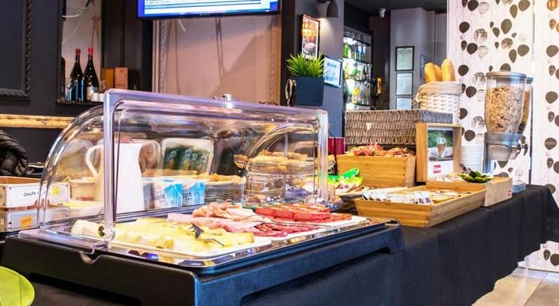 Hôtel Actuel Chambéry Centre Gare