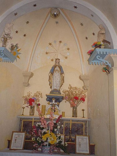 Chapelle du Chatelard