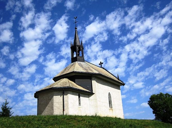 La Chapelle des Mouilles