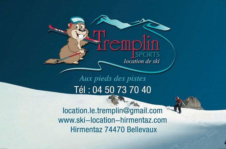 Tremplin Sport
