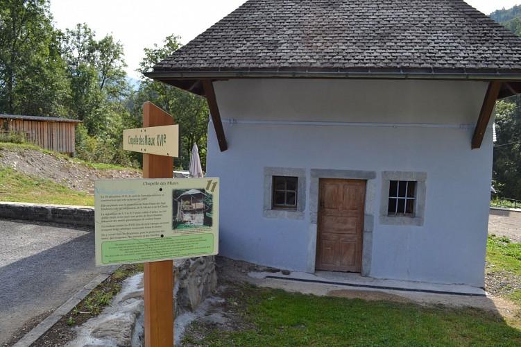 Les Miaux chapel