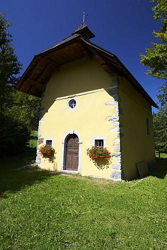 Le Châtelard chapel