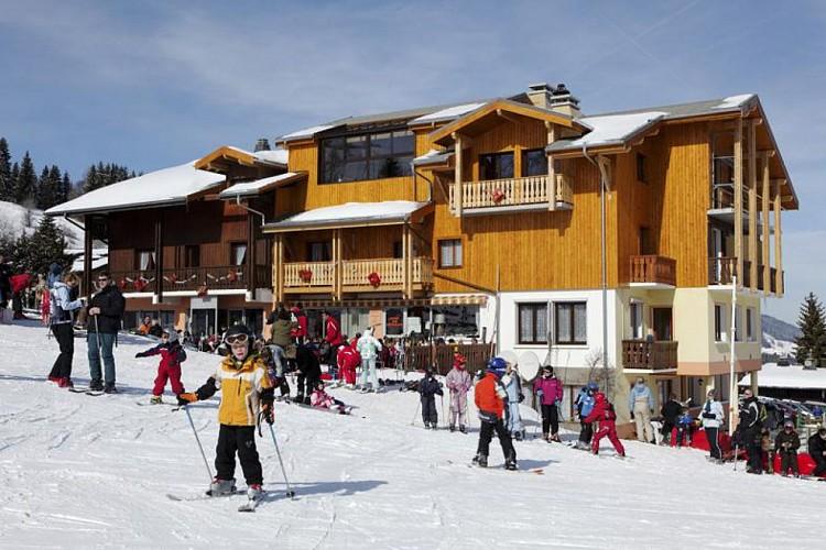 Hôtel les Skieurs
