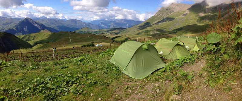 Campeggio Chalet d'la Croë