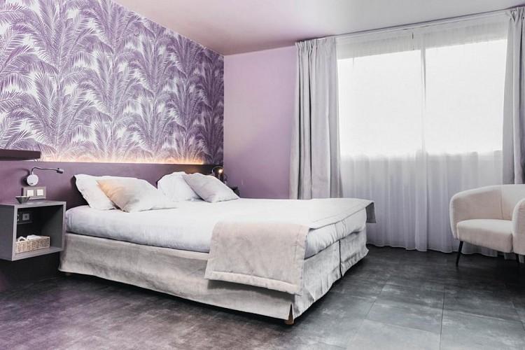 Hôtel-Restaurant Le Carré d'Aléthius