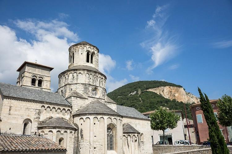 Abbatiale Sainte Marie