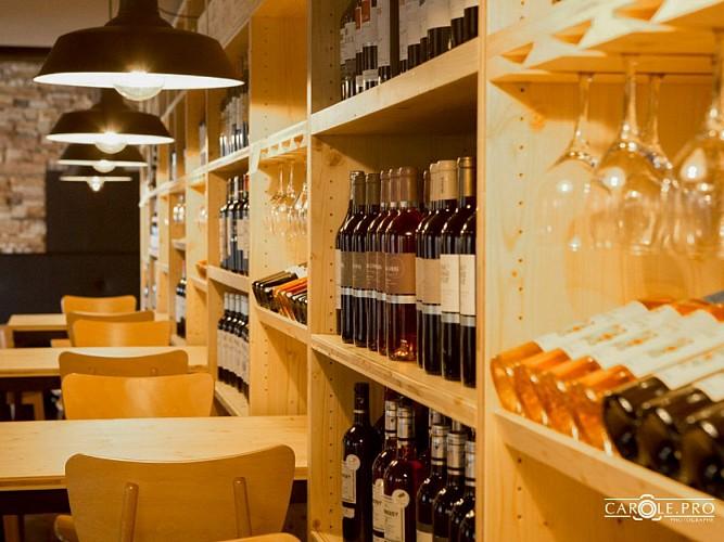 Restaurant du Trinquet - Le Bouchon Basque