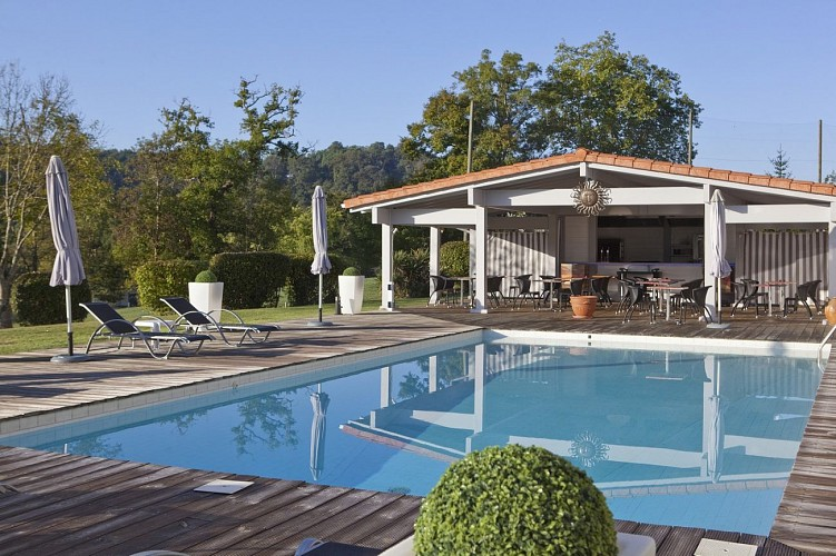 Le Lodge - Hôtel Restaurant du Golf