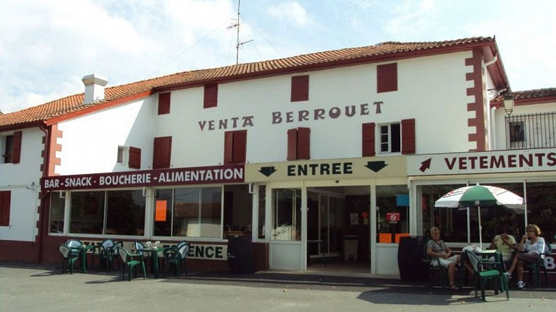 Venta Berrouet