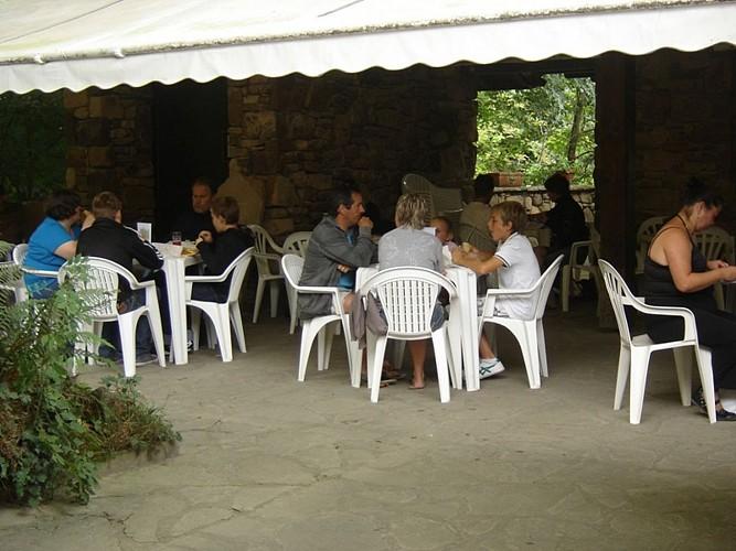 Snack des Grottes de Sare