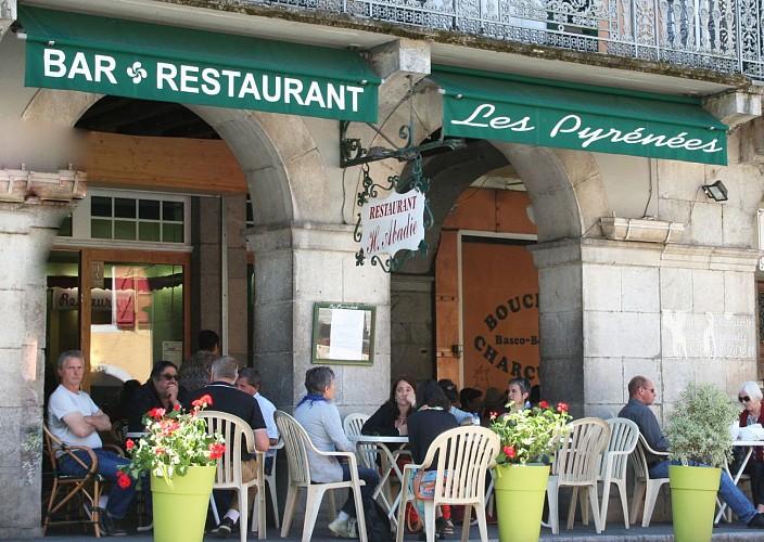 Les Pyrénées - Chez Abadie