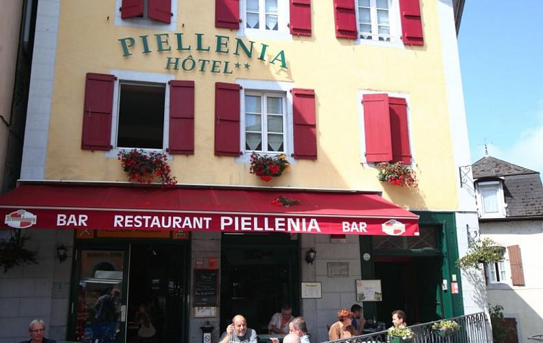 Hôtel restaurant Piellenia