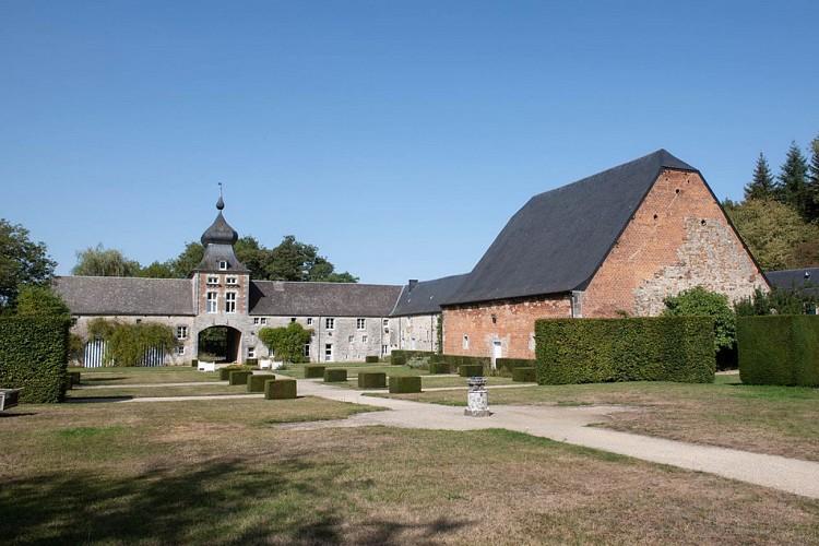 La ferme de l'abbaye de Grandpré