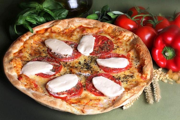 Luz Pizza Luz Burger à Urrugne