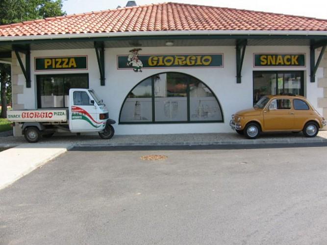 Pizza  Giorgio Pasta & Cucina Rapida