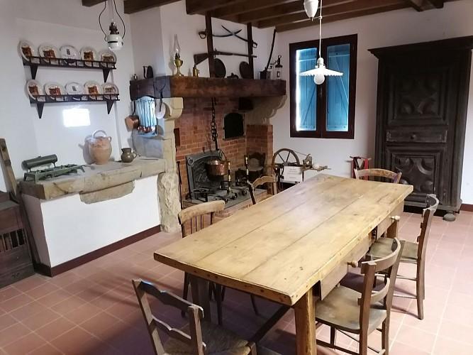 Musée des Vieux Outils Gérard Hourugou - ARASCLET