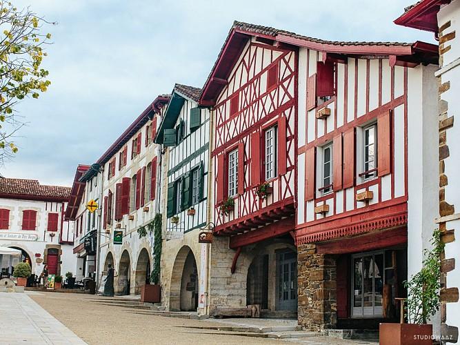 Découverte du Village de La Bastide Clairence