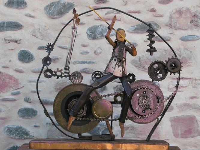 Noël Bertrand sculpteur