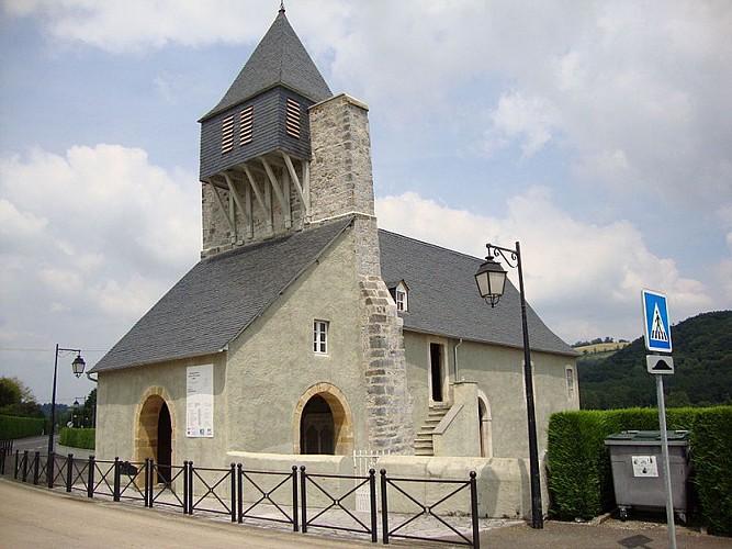 Église d'Espés