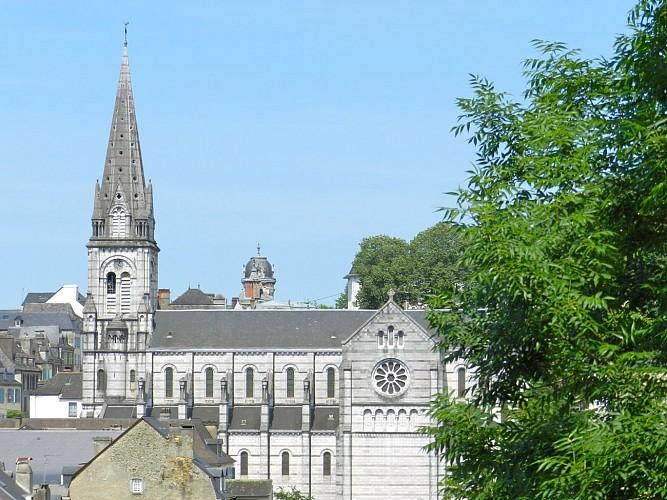 Eglise Notre-Dame et crypte