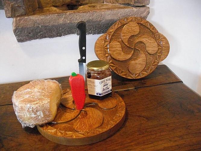 Sculptures sur bois - Annie Alfaro-Ospital