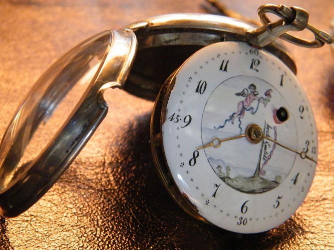 Horloger Julien Labatut