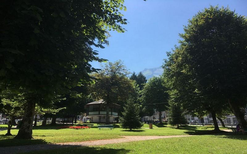 Parcours Arboré des Eaux-Bonnes
