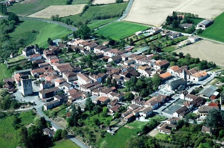 Bastide de Labastide Villefranche