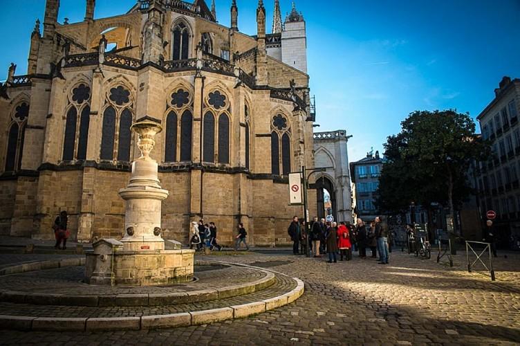 Cloître de la Cathédrale de Bayonne