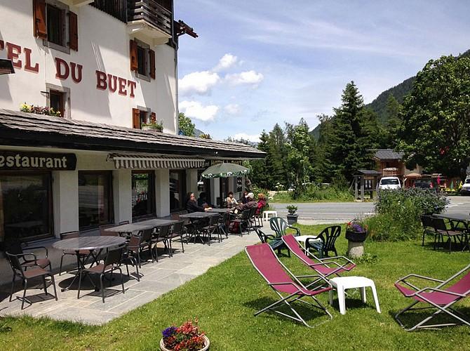 Restaurant-bar du Buet