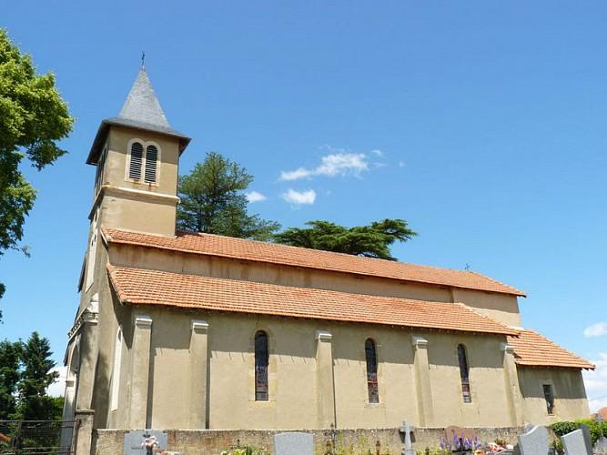 Église Sainte-Lucie