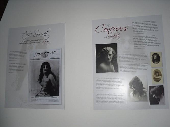 """Exposition """"Agnès Souret"""""""