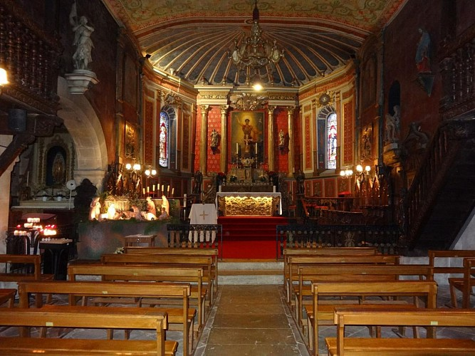 Eglise Saint Jean Baptiste de l'Uhabia