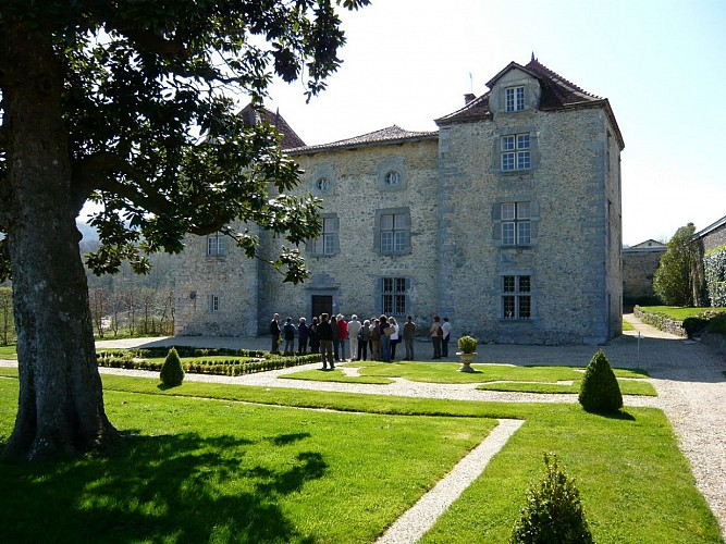 Château d'Iholdy