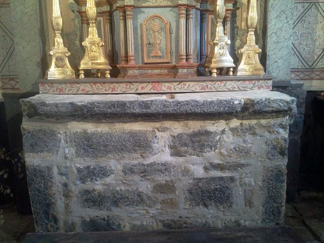 Chapelle d'Azkonbegi