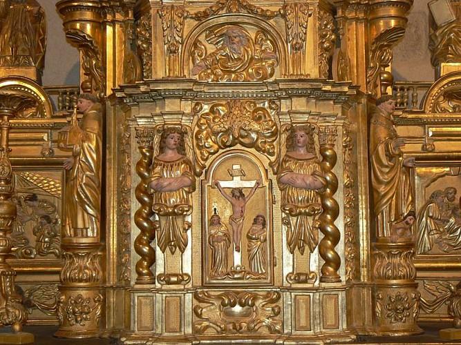 Eglise de l'assomption de la Bienheureuse Vierge Marie