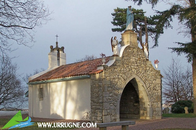 La Chapelle de Notre Dame de Socorri