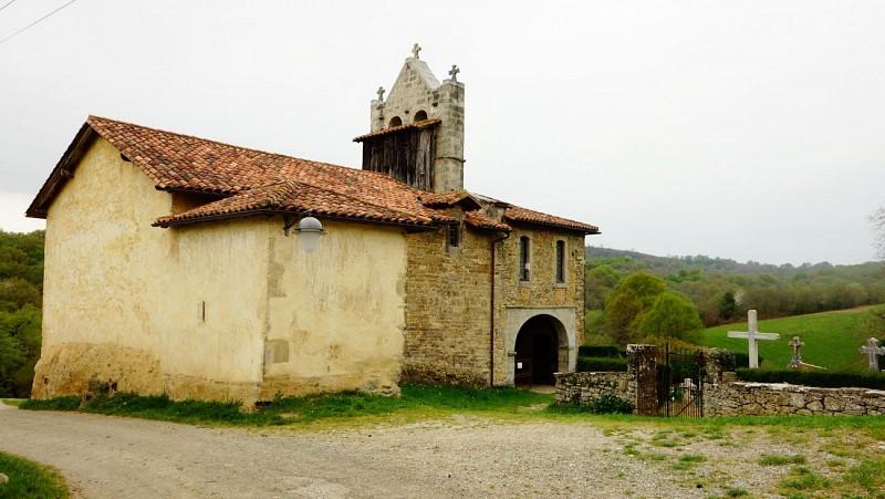Chapelle d'Haranbeltz