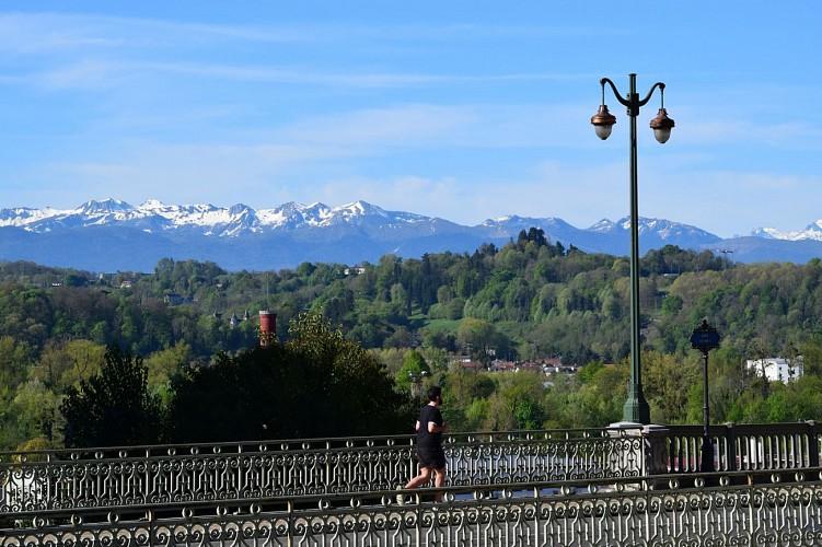 Le boulevard des Pyrénées