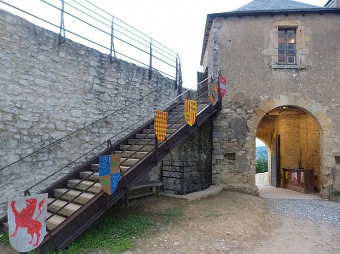 Château Fort de Mauléon