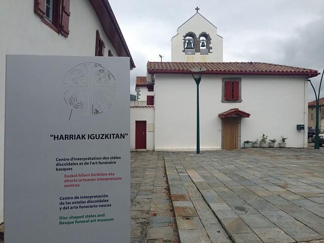 Centre d'Interprétation des stèles du Pays Basque